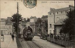 14 - LISIEUX - Train - Lisieux