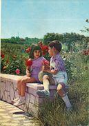 Albania Tirane 1977 - Children And Park - Albania