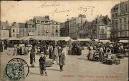14 - LISIEUX - Marché - Lisieux