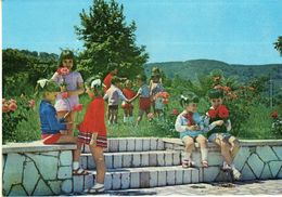 Albania Tirane 1976 - Children And Park - Albania
