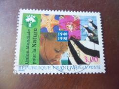 OBLITERATION CHOISIE  SUR TIMBRE   YVERT N° 3198 - Frankreich