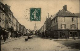 14 - LIVAROT - Rue D'Orbec - Livarot