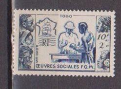 TOGO     N° YVERT  :  254    NEUF SANS CHARNIERE   ( N   736 ) - Togo (1914-1960)