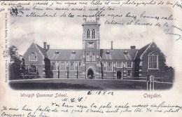 England - London -  CROYDON  - Whitgift Grammar School - London