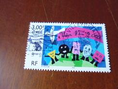 OBLITERATION CHOISIE  SUR TIMBRE   YVERT N° 3260 - Frankreich