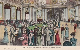 Monte Carlo Nouvelle Salle De Jeu - Casino