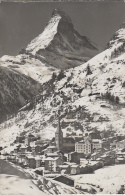 Suisse - Zermatt - Matterhorn - 1959 - VS Valais