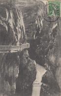 Suisse - Zermatt - Gornerschlucht - 1912 - VS Valais