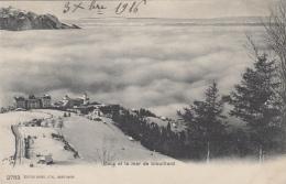 Suisse - Caux Et La Mer De Brouillard - VD Vaud