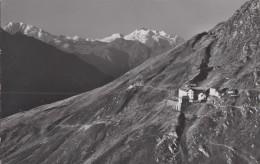 Suisse - Eggishorn - Hotel Jungfrau - VS Valais