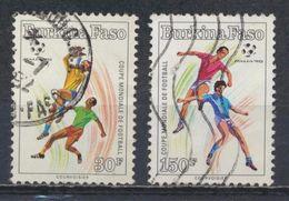 °°° BURKINA FASO - Y&T N°818/19 - 1990 °°° - Burkina Faso (1984-...)