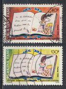 °°° BURKINA FASO - Y&T N°820/21 - 1990 °°° - Burkina Faso (1984-...)
