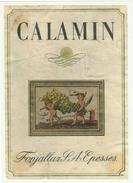 Rare // Calamin, Fonjallaz S.A.Epesses, Vaud // Suisse - Etiquettes