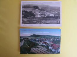 Neustadt ; 2 Cartes - Neustadt (Weinstr.)