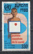 °°° BURKINA FASO - Y&T N°854 - 1992 °°° - Burkina Faso (1984-...)