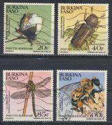 °°° BURKINA FASO - Y&T N°857/60 - 1992 °°° - Burkina Faso (1984-...)