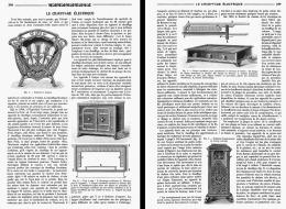 LE CHAUFFAGE ELECTRIQUE   1908 - Non Classés