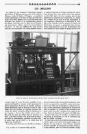 LES CARILLONS   1908 - Sciences & Technique