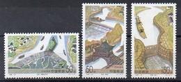 China, VR  1998 MiNr. 2969/ 2971  **/  Mnh ; Lingqu- Kanal - Neufs