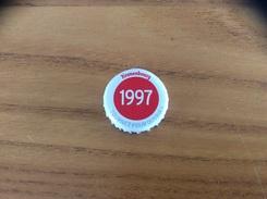 """Capsule De Bière Série Années Kronenbourg """"1997"""" Dap - Bière"""