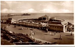 WORTHING  BANDSTAND AND PIER - Worthing