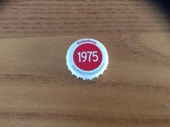 """Capsule De Bière Série Années Kronenbourg """"1975"""" Cp - Beer"""