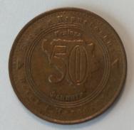 Bosnie-Herzegovine 50 Feninga 1998 - Bosnie-Herzegovine