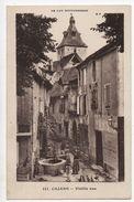 CAJARC - 46 - Lot - Vieille Rue - Femmes Au Puit - France