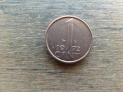 Pays-bas  1 Cent  1972  Km 180 - [ 3] 1815-… : Reino De Países Bajos
