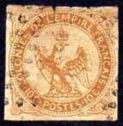 Colonies Générales N° 3 ° Aigle Impérial - Águila Imperial