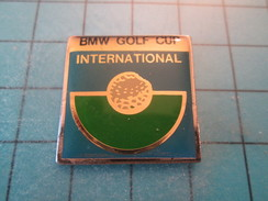 Pin1215a Pin's Pins : Rare Et Belle Qualité AUTOMOBILES / BMW GOLF CUP INTERNATIONAL - BMW