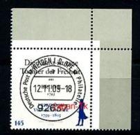 GERMANY Mi.Nr. 2765 250. Geburtstag Von Friedrich Von Schiller - Eckrand Oben Rechts- Used - BRD