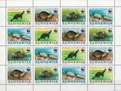 Slovenia MNH Sheetlet - Unused Stamps