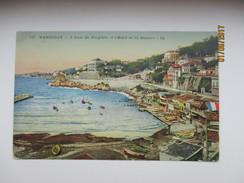 FRANCE Marseille L`ANSE DU PROPHETE ET L`HOTEL DE LA RESERVE  , K0 - Hotels & Gaststätten