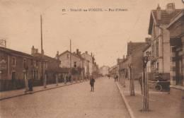 Thaon Les Vosges  - Rue D'Alsace  -scan Recto-verso - Thaon Les Vosges