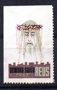 Viñeta  Semana Santa  Reus De 1967 - España