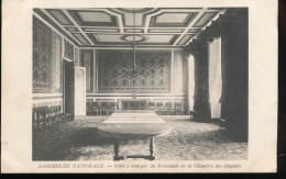 Paris -- Assemblee Nationale --  Salle A Manger Du President De La Chambre Des Deputes - Altri