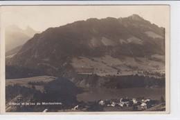 Crésuz Et Le Lac De Montsalvens - FR Fribourg