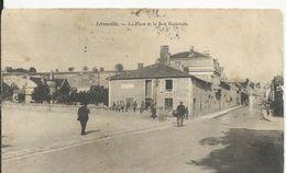Lerouville Place Et  Rue Nationale - Lerouville