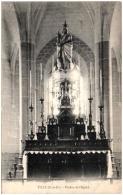 78 TILLY - Choeur De L'église   (Recto/Verso) - Autres Communes