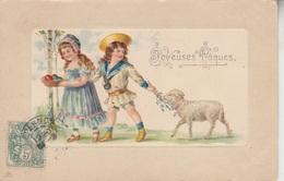 THÈMES -  Pâques - Enfants - Pasqua