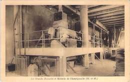 INDUSTRIE Bière Beer - 54 CHAMPIGNEULLES Grandes Brasseries Malteries - Moulins à Malt - CPA ( Usine Entreprise ) - Industrie