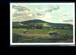 CPA       A Typical   Vermont   Hay Field    Carte écrite - Rutland