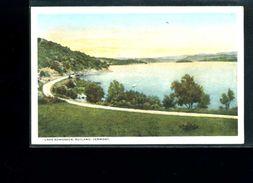CPA    Lake  Bomosen  Rutland    Vermont     Carte écrite - Rutland