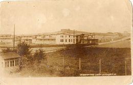 LAUBAN 1914 1915 CARTE PHOTO CAMP DE PRISONNIERS DE GUERRE - Westpreussen