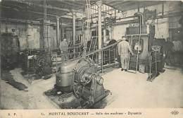 Dep - 75 - PARIS Hopital Boucicaut Salle Des Machines , Dynamos - Santé, Hôpitaux