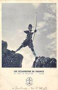 Ref 531- Sports - Le Tir A L Arc - Les Eclaireurs De France - Paris  - Carte Bon Etat - Tir à L'Arc