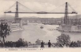 France Marseilles Le Pont Transbordeur