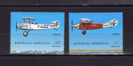 Argentine Argentina Avions Potez 25 Et Latécoère 28 Antoine De Saint-Exupéry - Avions