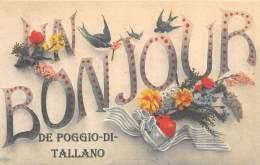 20 - CORSE / Fantaisie Moderne - CPM - Format 9 X 14 Cm - POGGIO DI TALLANO - France